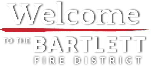 Welcome to the Bartlett Fire District